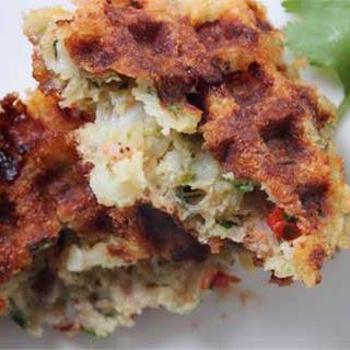 Yummy Shrimp Cakes (Waffles)