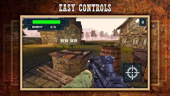 IGI Alone Commando Survival - Army War Mission 3D - náhled