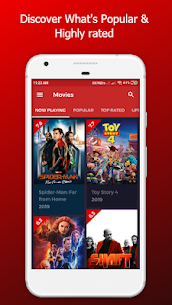 Free Movie Downloader  |  Torrent & YTS Movie 2019 App Download For Android 1
