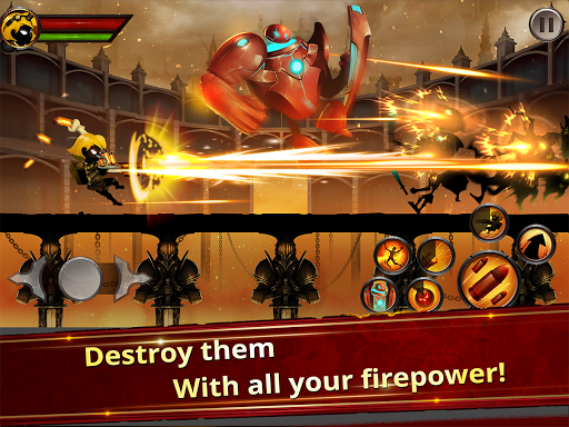 Stickman Legends - Ninja Warriors: Shadow War  screenshots 9