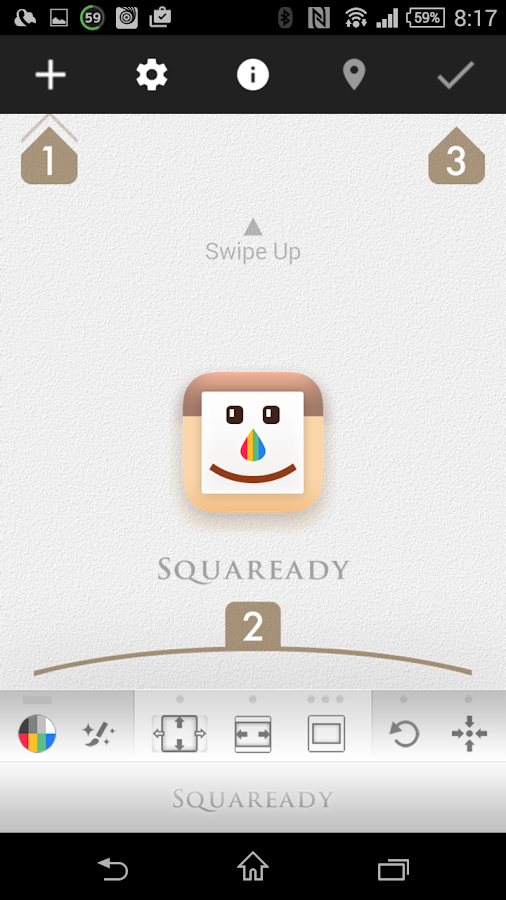 Squaready- screenshot