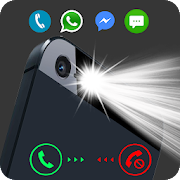 Flash on Call and SMS: Flashlight alert Call && SMS