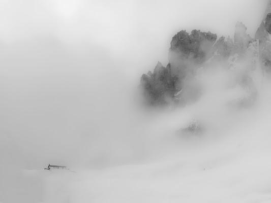 Montagna: un silenzio che parla di alfonso gagliardi