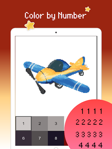 Airplanes coloring pages : Jets color book 1.3 screenshots 9