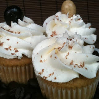 White Russian Cupcakes.