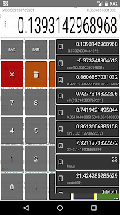 Floating Calculator- screenshot thumbnail