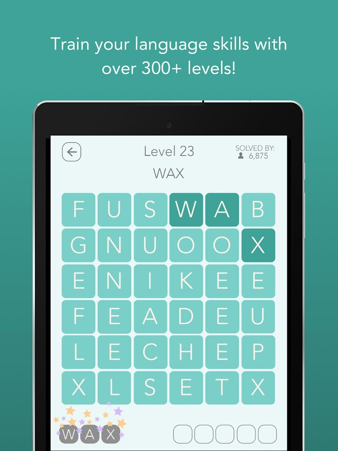 WordWise by Memorado- screenshot