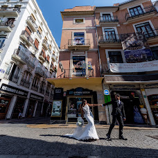 Bröllopsfotograf Lorenzo Ruzafa (ruzafaphotograp). Foto av 02.01.2019