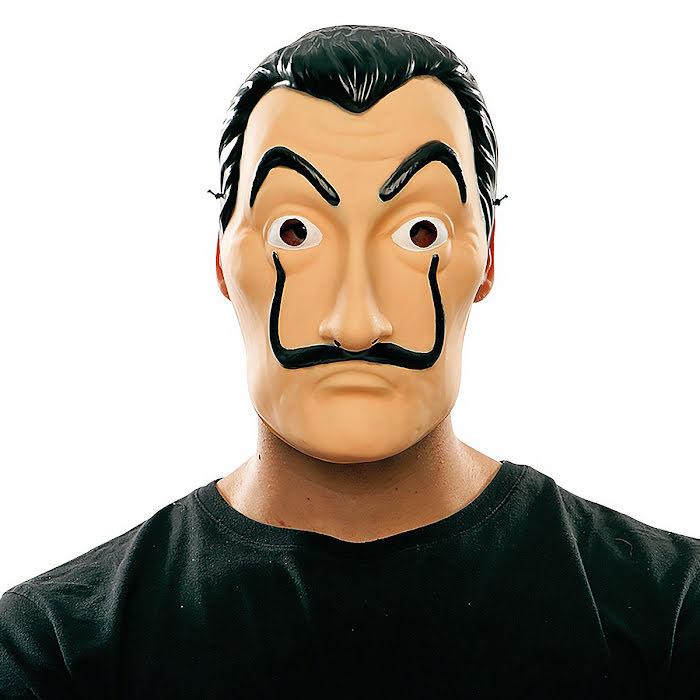 La Casa de Papel, Dali-mask,