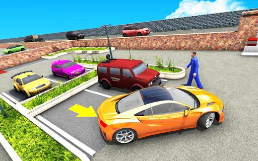 Code Triche voiture parking gloire - voiture Jeux 2020 APK MOD screenshots 2