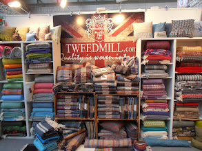Photo: Tweedmill, Colomendy Ind. Estate, Wales www.tweedmill.com #ambiente14