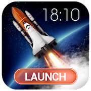 Rocket lock screen by Weather Widget Theme Dev Team icon