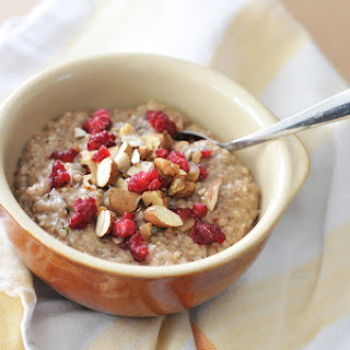 Hemp Porridge... Gluten Free, High Protein And Keto!