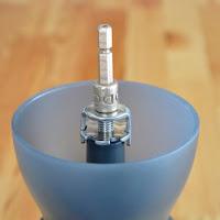 コーヒーミル用 電動ドライバービット(角丸長方形穴) CDR-L