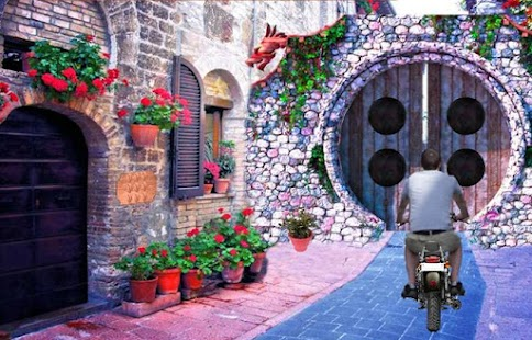 Escape Game- Italian Hill Town- screenshot thumbnail
