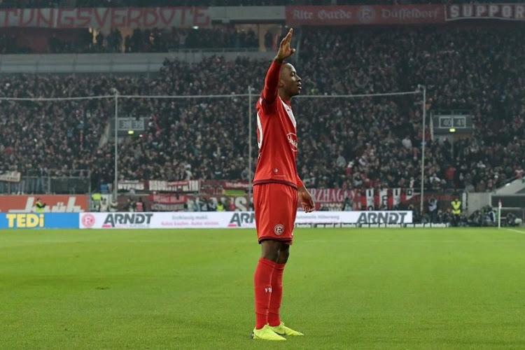 Un club allemand s'apprête à faire de Dodi Lukebakio son transfert record