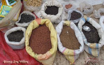 Photo: Beans Dhal Puri Orissa