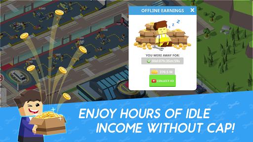 Idle Mechanics Manager u2013 Car Factory Tycoon Game filehippodl screenshot 5