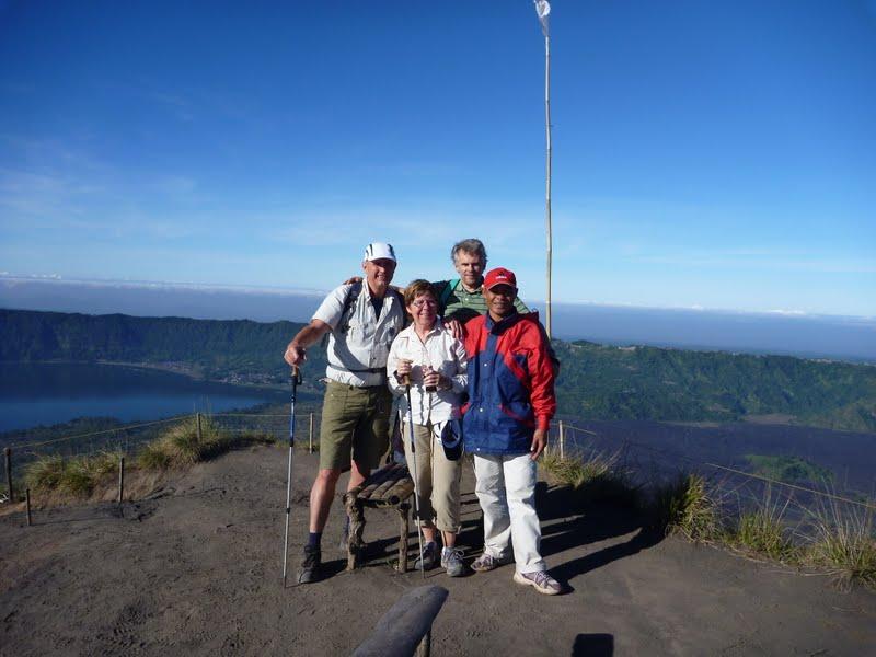 Summit Gunung Batur