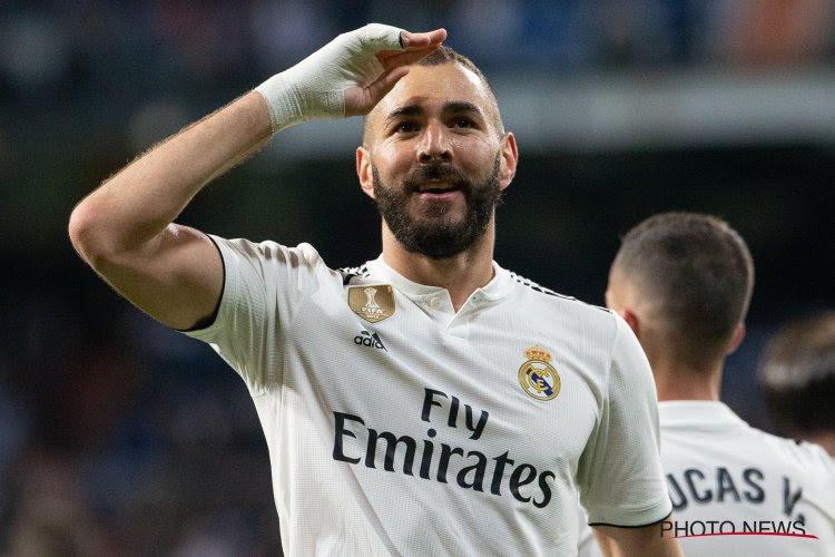 Karim Benzema entre dans un cercle très fermé