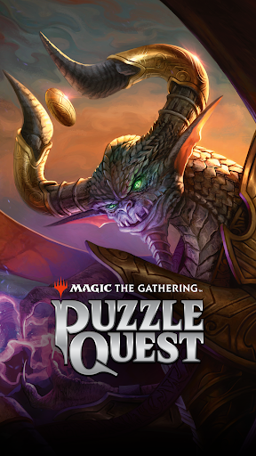 Magic: The Gathering – Puzzle Quest poster