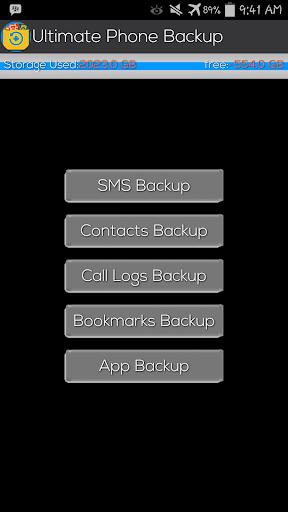 Ultimate Phone Backup