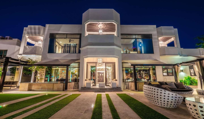Maison avec piscine et terrasse Dubai