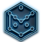 Ingress Glyph Pattern Lock