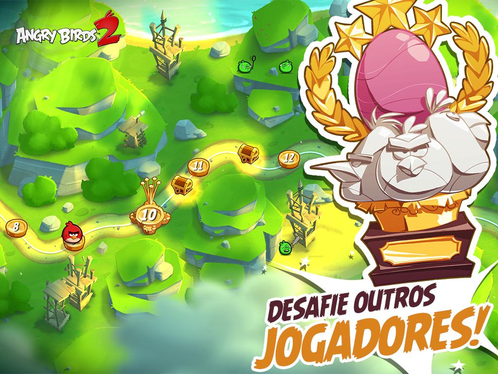 Angry Birds 2 já disponível gratuitamente para Android 4