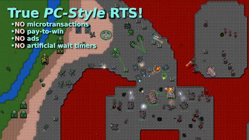 Download Rusted Warfare - RTS Strategy MOD APK 1