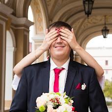 Wedding photographer Innetta Stupak (Innetta). Photo of 12.02.2016