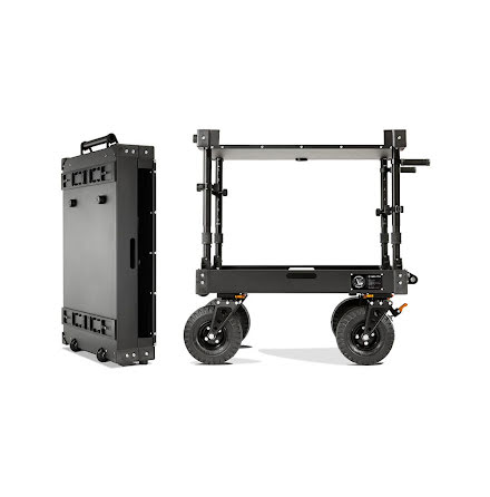 Voyager 36 EVO Cart w/X-Top