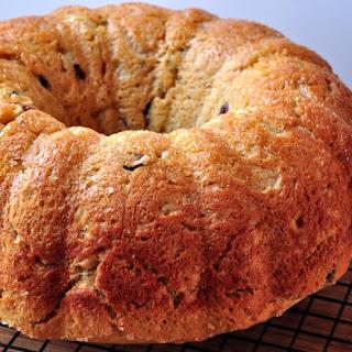 Pumpkin Raisin Yeast Bread.