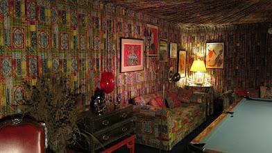 Photo: Bilardo odası.