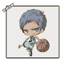 How To Draw Kuro Basket Characters APK icon
