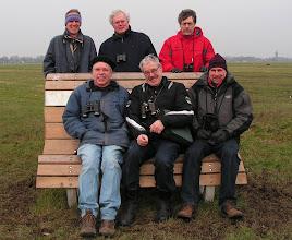 Photo: Staand: Ton, Leon en Fried Zittend: Ron, Antoni en Eric Fotograaf: Henk