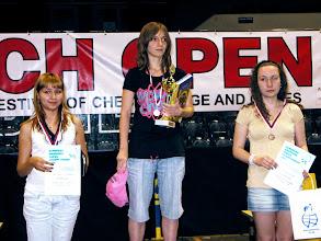Photo: Победительницы европейского первенства по быстрым шахматам среди любительниц