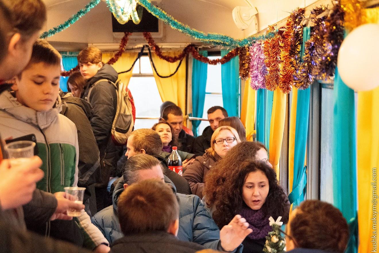 Днями у Вінниці відбувся Всеукраїнський зліт фанатів міського транспорту