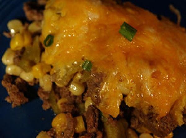 Mexican Cornbread Casserole Recipe