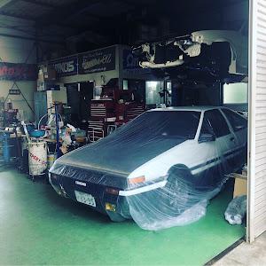 スプリンタートレノ AE86 AE86 GT-APEX 58年式のカスタム事例画像 lemoned_ae86さんの2019年09月14日14:31の投稿
