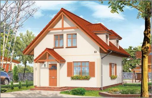 projekt Pierwszy Dom