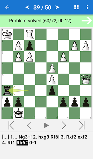 Chess Tactics Art: Mating