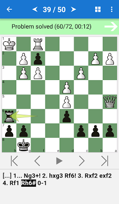 CT-ART. Chess Mate Theory - screenshot