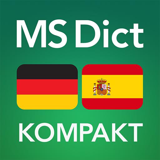 Dictionary Spanish<>German Icon