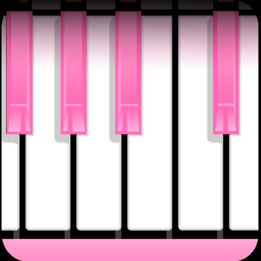 Real  Pink Piano
