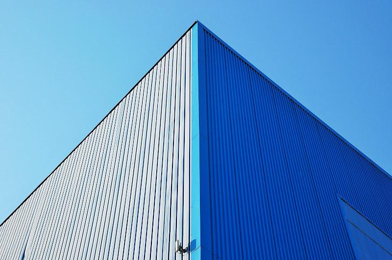 Aguzze sfumature di azzurro di pieralisa