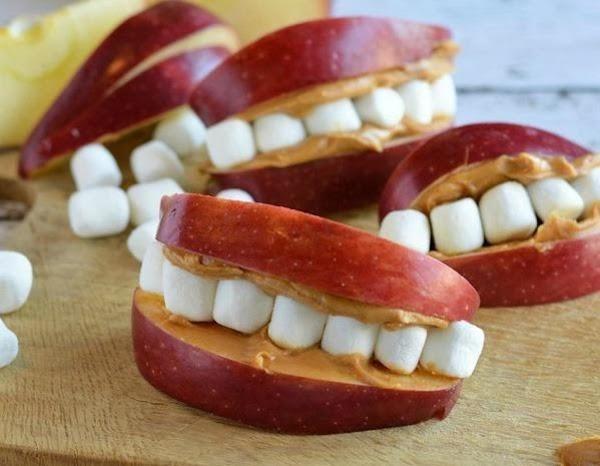 Apple Smiles Recipe