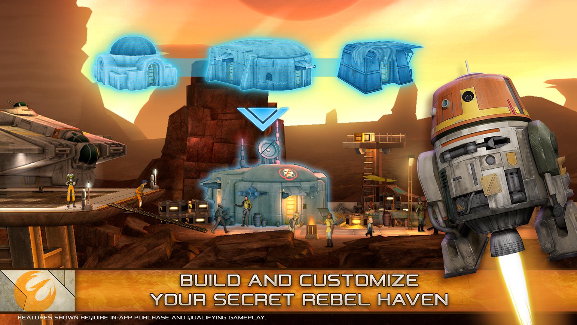 Star Wars Rebels: Missions screenshot #17