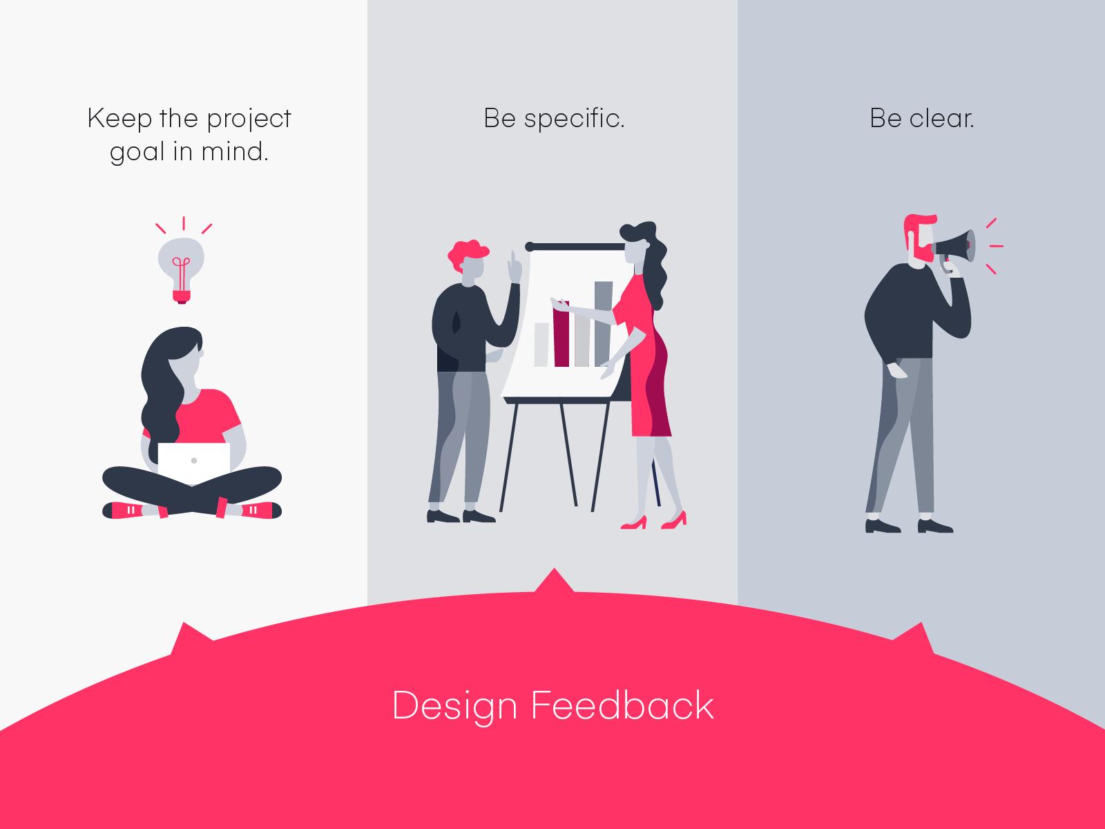Design Feedback & Constructive Criticism