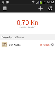 Moj Caffe- screenshot thumbnail